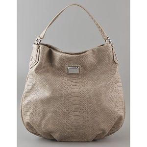 Marc Jacobs • snake hillier hobo workwear bag
